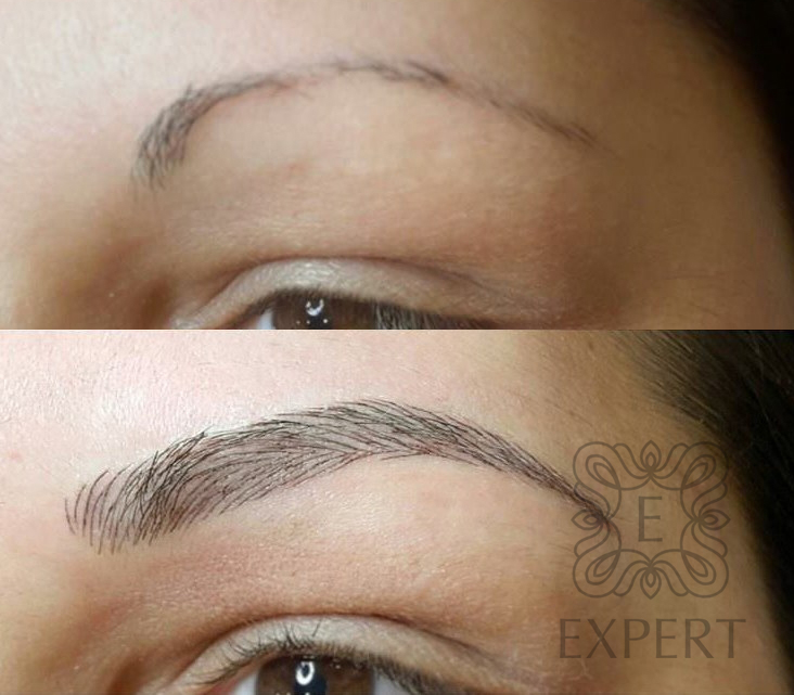 Microblading-Permanent Make-up Berlin Mitte