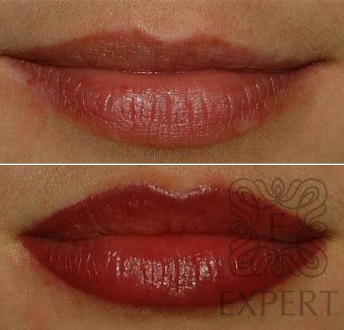 Permanent Make Up Lippen Kosmetikstudio In Berlin Mitte Expert